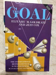 The GOAL (2nd edition)