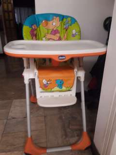 Chicco Polly 2-in-1 High Chair
