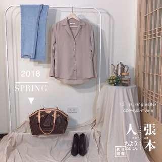 正韓貨 2018春裝 氣質款丅恤