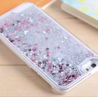 iPhone 6 Plus glitter case