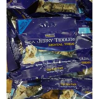 Fish4Dogs Dental Treats Dog