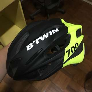 Btwin Cycling helmet