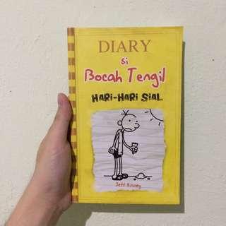 Diary Si Bocah Tengil (Diary of A Wimpy Kid) - Hari-hari Sial