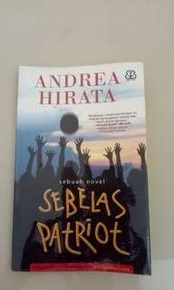 Sebelas Patriot - Andrea Hirata