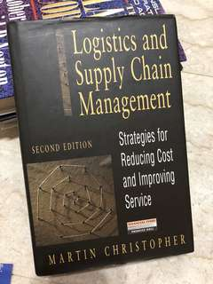 Logistics and Supply Chain Management 2nd edition