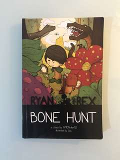 Ryan And Rex |Bone Hunt