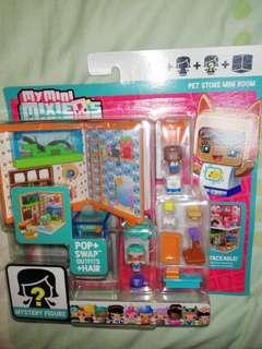 My Mini MixieQs pet store mini room