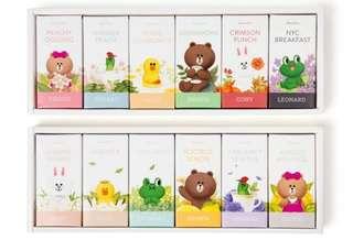 Line Friends 茶包禮盒