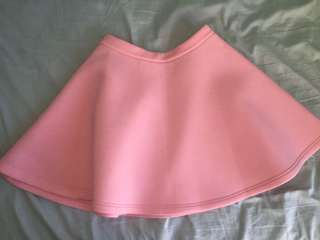 Paint It Red Pink Skirt