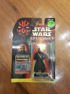 Hasbro Darth Maul Action Figure (1999)