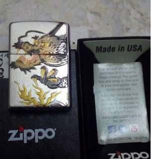 zippo lighter Dragon