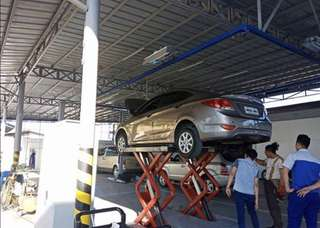 Hyundai accent 2014 for assume balance or swap