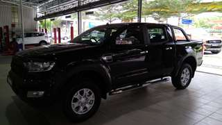 Ford Ranger high rebate + free service