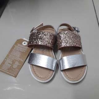 Cotton On Kids Willow Glitter Sandal