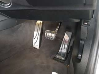 BMW Footrest for RHD