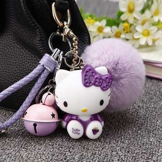 Hello Kitty Bag's accessories /Charm /Key Chain😘