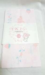 My Melody Tenugi Wrap Clothe