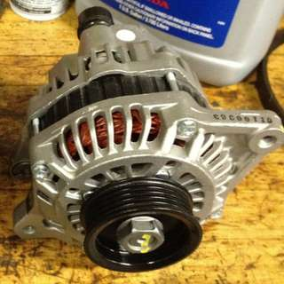 Honda Fit/Jazz GD alternator