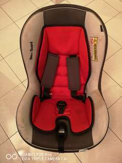 Preloved Sweet cherry Baby Car Seat