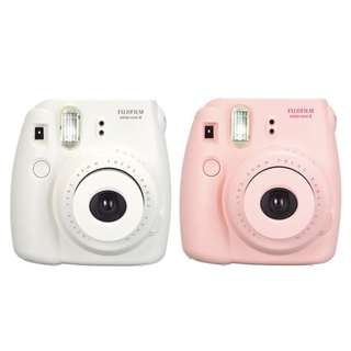 富士 Fujifilm instax mini 8 拍立得 白色
