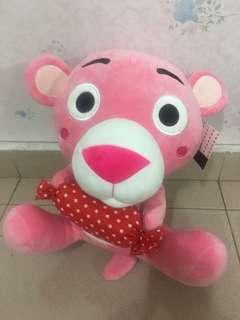Soft Toy pink panter - q version 26cm