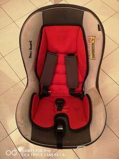 Preloved Sweet Cherry Car Seat