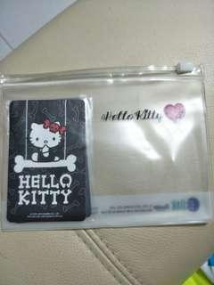 Hello Kitty Halloween Ezlink Card