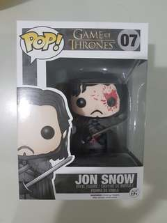 Funko Pop! Jon Snow Bloody