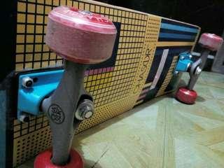 Skateboard CHASER