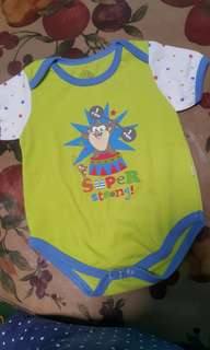 Looney tunes baby clothes