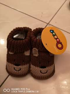 Baby Booties knit shoes
