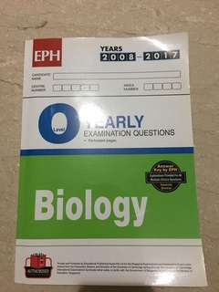 Biology TYS