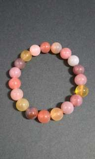 Agate Bracelet 盐源玛瑙手串