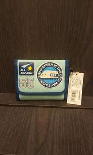 New Authentic Shinkansen Wallet Buy frm Japan