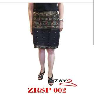 Rok Span Songket(NOT PRELOVED)