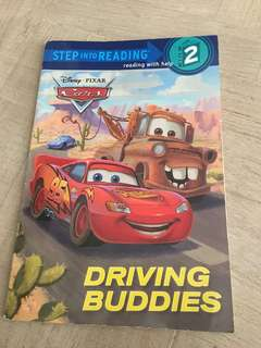 Cars Step Into Reading (level 2)