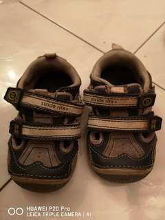 Prelived stride rite toddler baby boy shoes