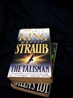The Talisman by Stephen King & Peter Straub