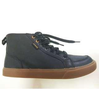 Clarks Boy Shoes: Club Jive Junior (Hi-cut, Leather, EU34)