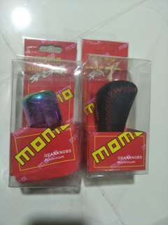 2 for $20 Momo racing gear knob