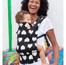 Tula Baby Carrier - Wild Hearts (Toddler Size)