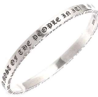 Chrome Hearts Spacer Bangle 6mm