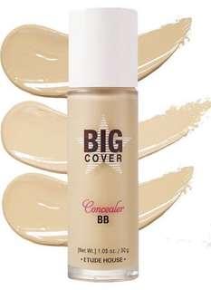 Etude House Big Cover Concealer BB ( sand )