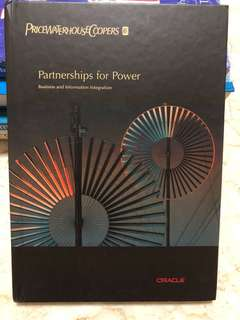 PWC Partnerships for Power
