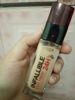 Loreal Infallible 24 hrs (150 Radiant Beige)