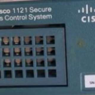 Cisco 1121 Secure Access Control System
