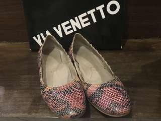 Via Venetto Ballet Flats - 9.5