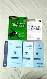 Alevel Physics TYS with Answers and Practice Questions