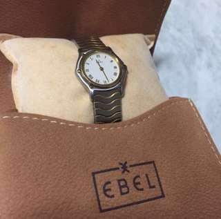 Ebel Classic Ladies Two Tone Watch
