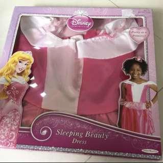 BNIB Disney Sleeping Beauty Aurora Princess Dress